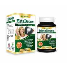 MetaDetox by Herbiotics - Super Weight Loss Farmula 60Tab