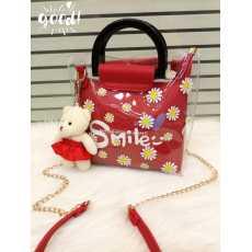 ???? New Transparent Jelly Double Crossbody Bag ???? Premium Quality