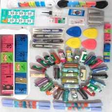Falkon 100 Sewing Thread and  Portable Home Sewing Kit  ( 13 item )  ( Falkon...