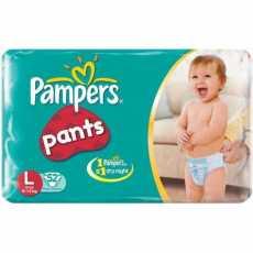 Pamper Pant Mega Pack Size 5 52PC