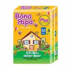 BONA PAPA BABY DIAPERS SMALL 50PCS