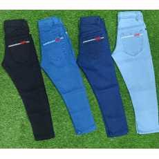 Boys Denim Pants Baby Clothes Straight Jeans Pants Children Denim Clothing...