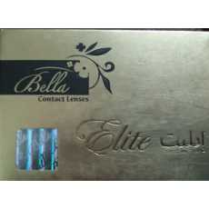 Bella elite color contact lens all shads