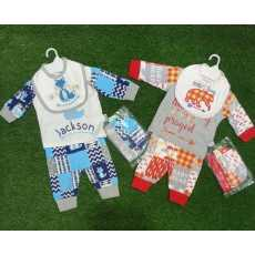 Infant Suits Soft Cotton Cartoon Baby Girl Clothes Set Newborn Brand for New...