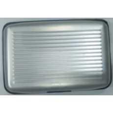 Waterproof Pocket Business ID Cards Wallet Holder Case Metal Box
