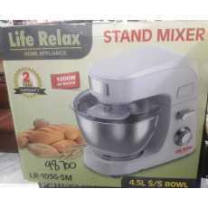 Life Relax - Stand Mixer - Dough Maker, Cream Mixer LR-1036-SM Home Appliance...