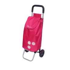 Reusable Shopping Bag Trolley - Pink
