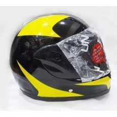 Helmet full face new design beautiful graphics clear visor for motorycle