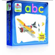 Small Flash Cards of abc(Small English Alphabets)  Pocket Size  Export Quality