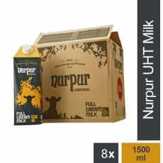 Nurpur Milk 1.5 Liter Carton