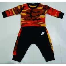 Winter New Children'S Clothing  Jacket + Pants Multi colour