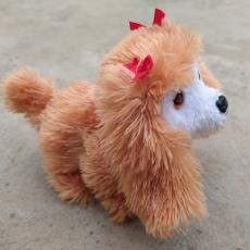 Plush Dog For Kids - Plush Toys - Plushies Animals - Darking Dog - Battery...
