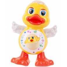 Musical Dancing Duck - Yellow