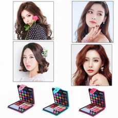 Makeup Note book style Eyeshadow Palette 32 colors Fashion Eye Shadow Make Up...