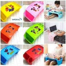 Children Portable Multipurpose Plastic Table for Kids and Adult 2 in 1 Study...