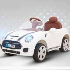 Mini Cooper Kids Electric Ride On Car for kids with CHARGING SYSTEM.