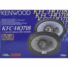 "KENWOOD 3 Way Car Speaker - 320W Max 7"" x 10"" - KFC-HQ718 Made In Malaysia"