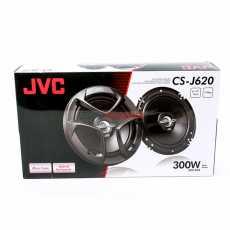 "Original JVC CS-J620 300W 6-1/2"" CS Series 2-Way Coaxial Car Speakers"