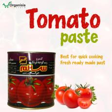 Saalim Premium Tomatoes (tamatar) (0.8Kg) Paste Quick Cooking and Dinning