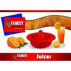 Family Plastic Manual Juicer