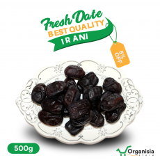 Special Quality Fresh Irani Dates (Khajoor) Healthy Snack 500gm