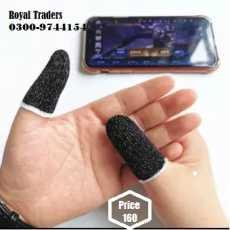 Finger Cover Same as Flydigi for PUBG Sweat Proof Non-Scratch Sensitive Touch...