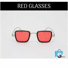 RED Kabir Singh Celebrity Style India Film Sunglasses Men 2019 Brand Design...