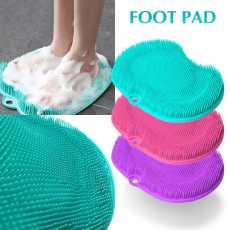 Foot Massager Mat Cleaner Scrubber Body  Massager