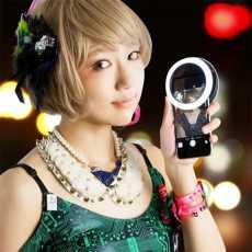 Selfie Ring Mobile Phone Clip Lens Light Lamp Litwod Led Bulbs Emergency Dry...