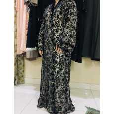 Branded abayas