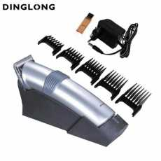 RF-609 Rechargeable Hair Trimmer - Silver