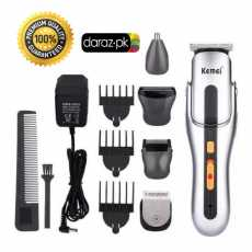 8 in 1 Kemei ( Km-680A ) 100% Orignal Rechargeable Hair Trimmer Shaver...