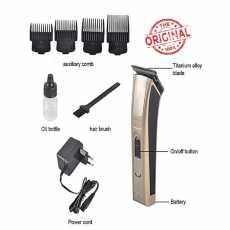 100% Original Kemei Km 5017 Hair Clipper & Trimmer For Men