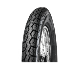 Panther Tyre 2.50.17R with Tube With Rim Patti