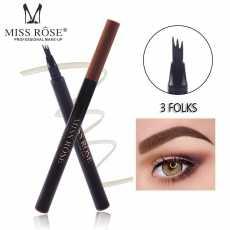 Miss Rose Eyebrow Pencil Fork Design Fine Sketch
