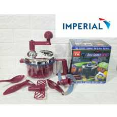 Chopper machine manual new quick and easy best quality chopper imported