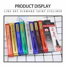 APK Line Art Diamond Shiny Eyeliner