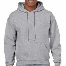 BRANDED Export Quality 52% Cotton, 48% Polyester pullover hoodie. hoodies for...