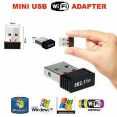 New Wifi Usb Adapterr Mini 150 Mbps