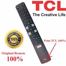 TCL Remote for S6500 Smart LED TV +Free cell