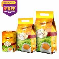 1500gms Kensha Black Tea with 100gm Kensha Black Tea FREE
