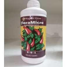 Flora Micro 5-0-1 946 ml hydroponic fertilizers by star brands