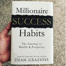 Millionaire Success Habits Book by Dean Graziosi