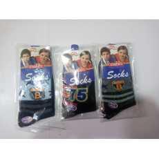 Pack of 2 - Socks for Kids (Children age 7-8)