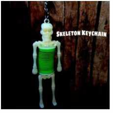 Skeleton Keychain Pack of 02