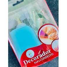 CAKE DECORADOR - PAPA CONFEITO - CREAM DERCORATION