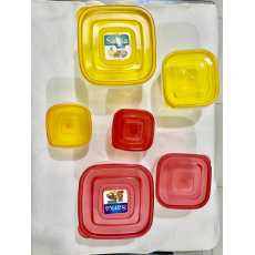 SET OF 3 BEST QUALITY FOOD SAVER CONTAINER - BEST QUALITY AT HELLO HAMZA