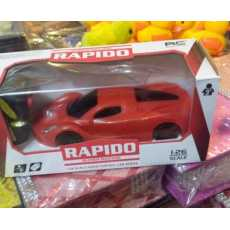 Remote control car for kids - rapido super racing car vehicle for children -...