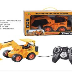 Multi Function Line Control Excavator
