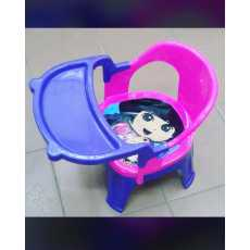 Baby Dining Chair with Dora Character